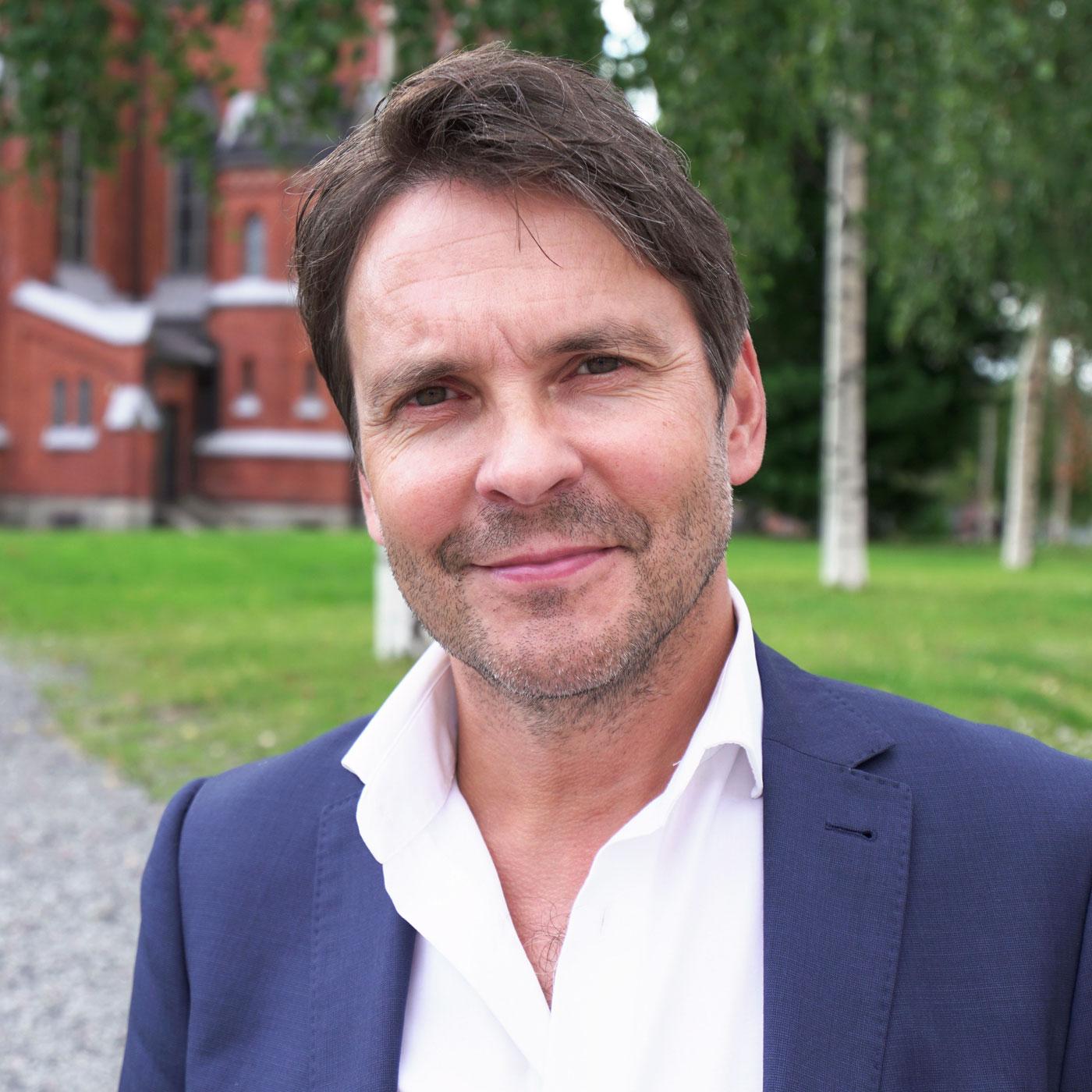 Läkarjouren - VD Petter Antti