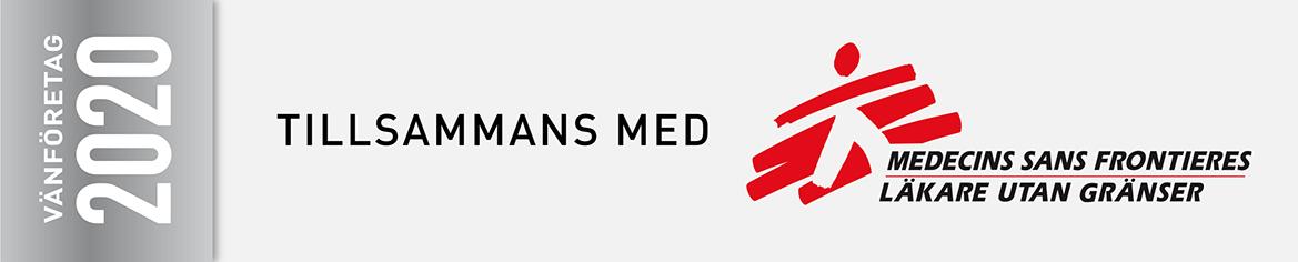 Läkarjouren Företagsvän - Läkare Utan Gränser 2019