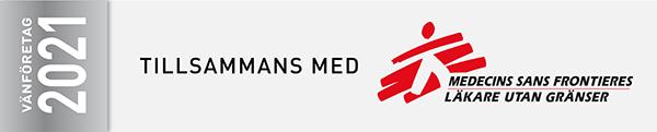 Läkarjouren Företagsvän - Läkare Utan Gränser 2021